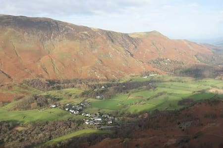 Snug double room - amazing views - Grange, Keswick - Σπίτι