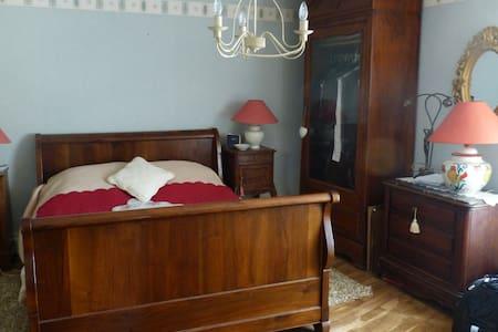 Charmante chambre privée - Juliénas - House