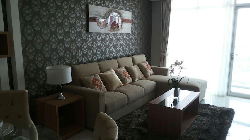 Apartemen TRILLIUM 2BR