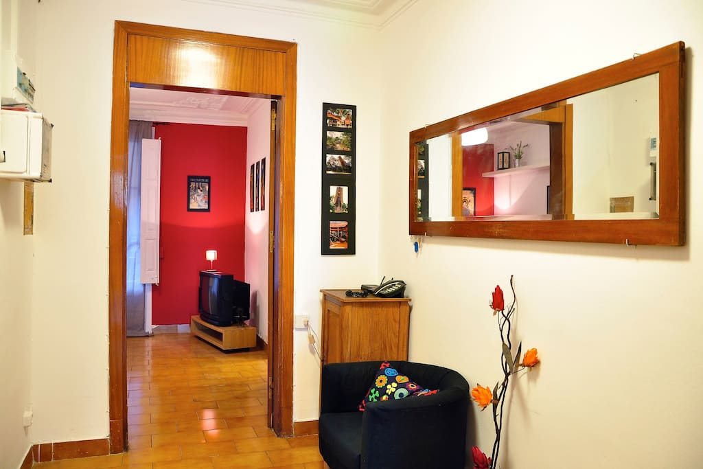 A PERFECT ROOM FOR RENT CENTER BCN