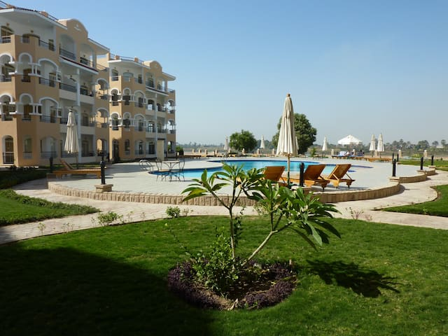 Nile side stay - El-Zawya El-Hamraa - Lägenhet