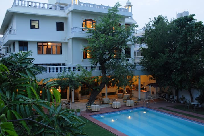 MeghNiwas: A home away from home - Jaipur - House