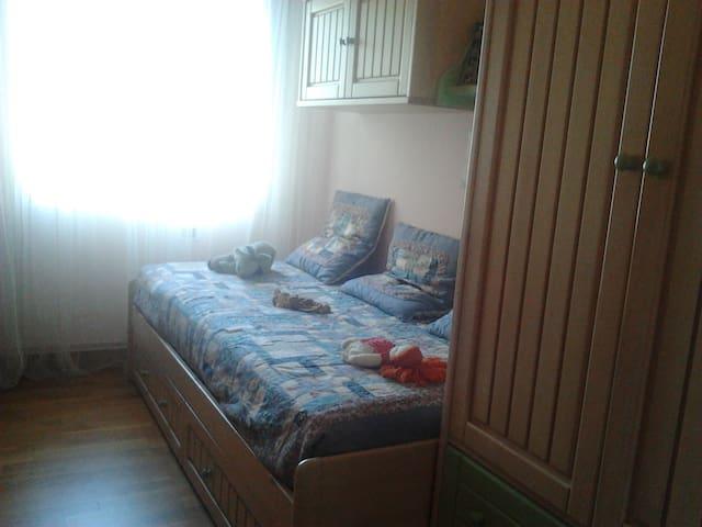 habitación individual en pontevedra - Pontevedra - Pousada