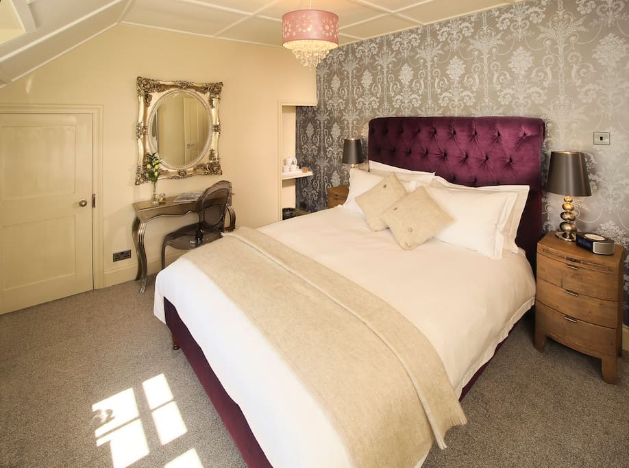 one of our Kingsize ensuite bedrooms