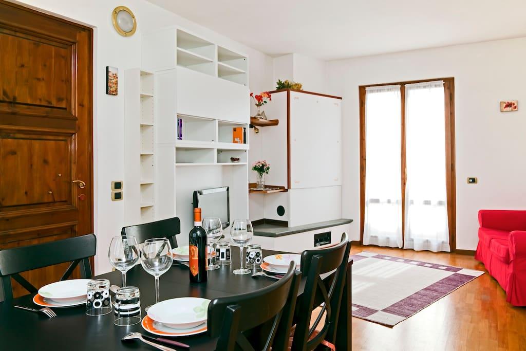 Sunshine - lovely  quiet apartment