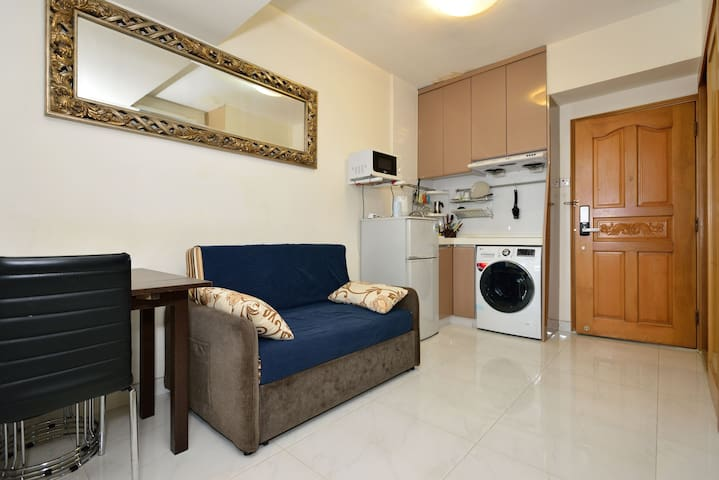 3Brs(HB) in the heart of HK,WanChai - 灣仔 - 公寓
