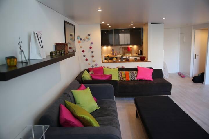 Amazing loft - Buttes Chaumont - París - Loft