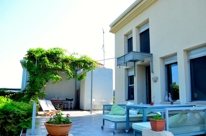 Beach House - Paliouri - Villa