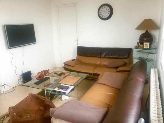 2 pièces proche du centre-ville - Pau - Appartement