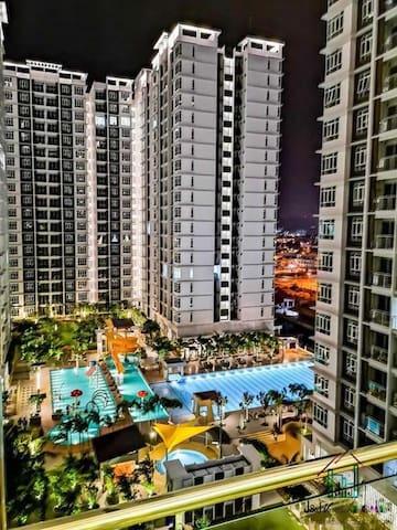 3BR Parkland Residence 《7 Pax》 Jonker Walk Melaka