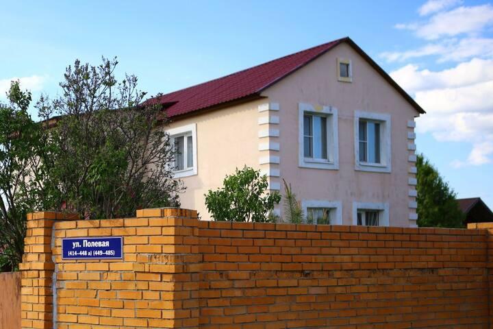 Уютный дом в  Кудиново.