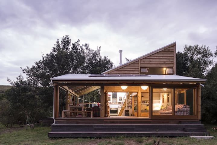 Wild, off-the-grid, style & comfort - Suurbraak - House