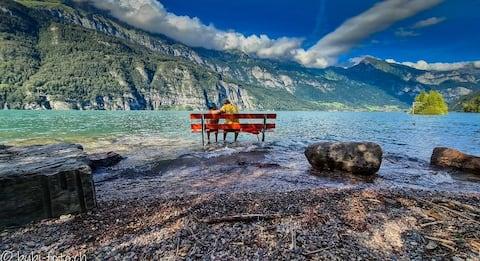 💎- blauer See, Wandern & Wellness.. Enjoy it 🥂