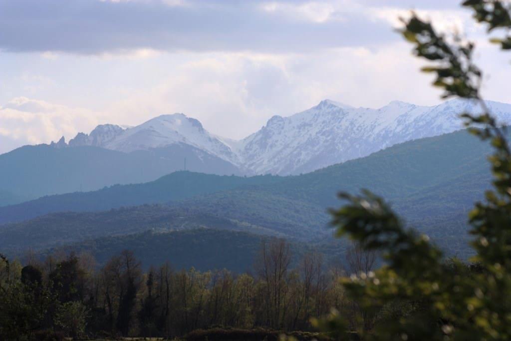 Montagnes Fiumorbu
