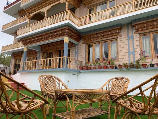 Sankar Residency Deluxe Room