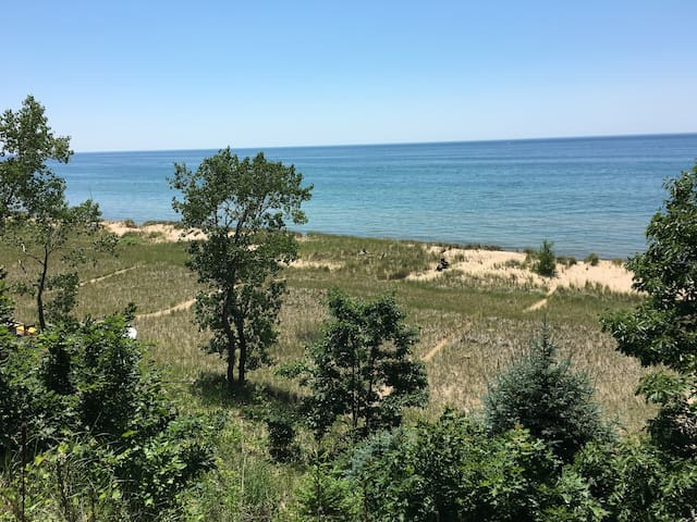 Weekly Rental on Lake Michigan with Beach - West Olive - House