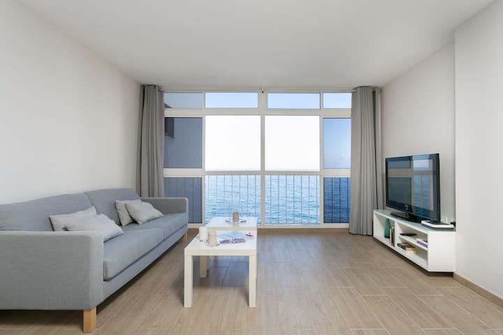 "Near the Sea ""Relax-Comfort"" (Optical Fiber) - Tacoronte - Leilighet"