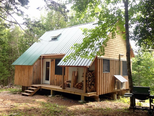 The Perch - cozy cabin near Acadia - Lamoine - Chatka