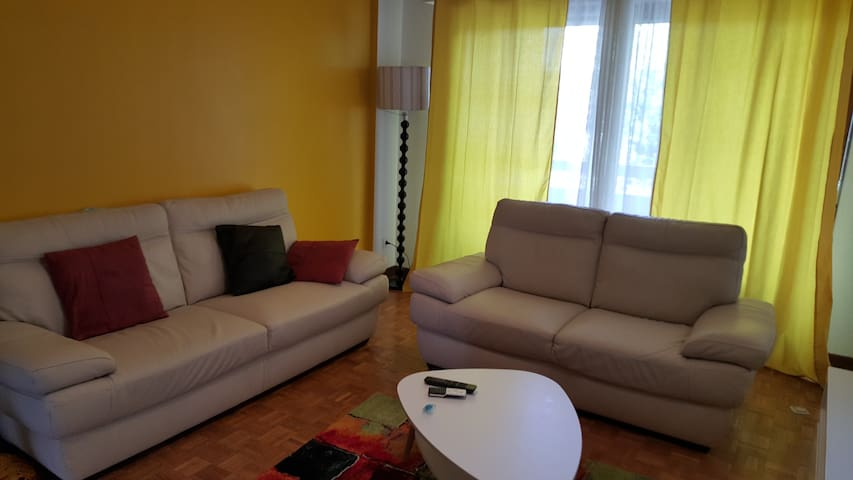 Genève -Annemasse - Gaillard - Wohnung