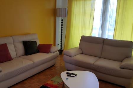 Genève -Annemasse - Gaillard - Apartamento