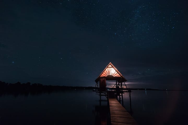 Cabin over ⭐Bioluminescent Bay⭐ + Cacao Tour Promo