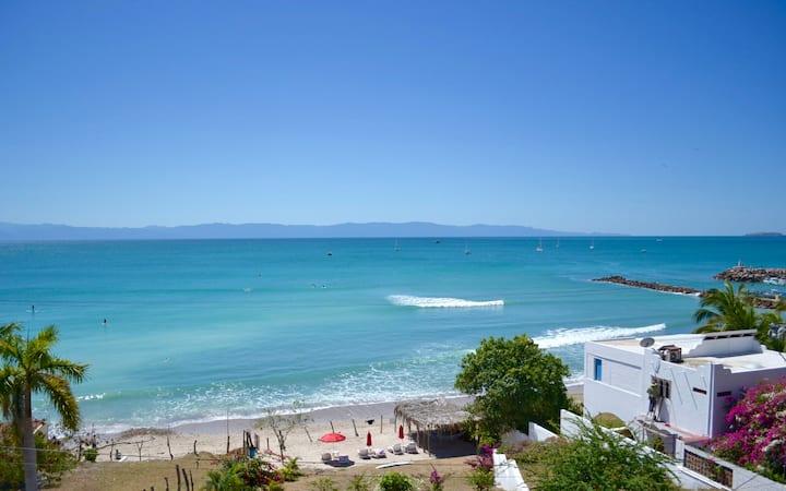 Ocean Views in Punta de Mita