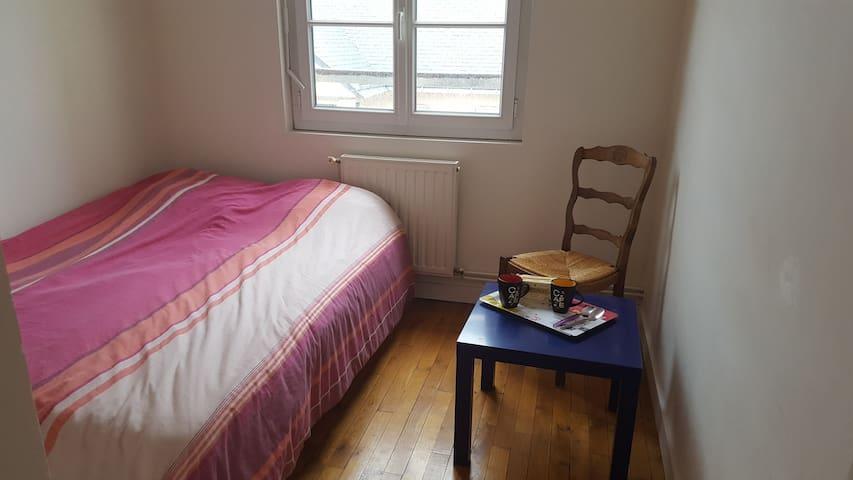 Chambre privée au coeur de Brissac-Quincé - Brissac-Quincé - Gjestehus