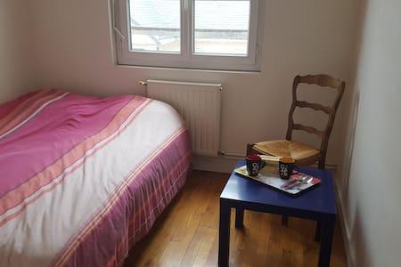 Chambre privée au coeur de Brissac-Quincé - Brissac-Quincé - Gästehaus