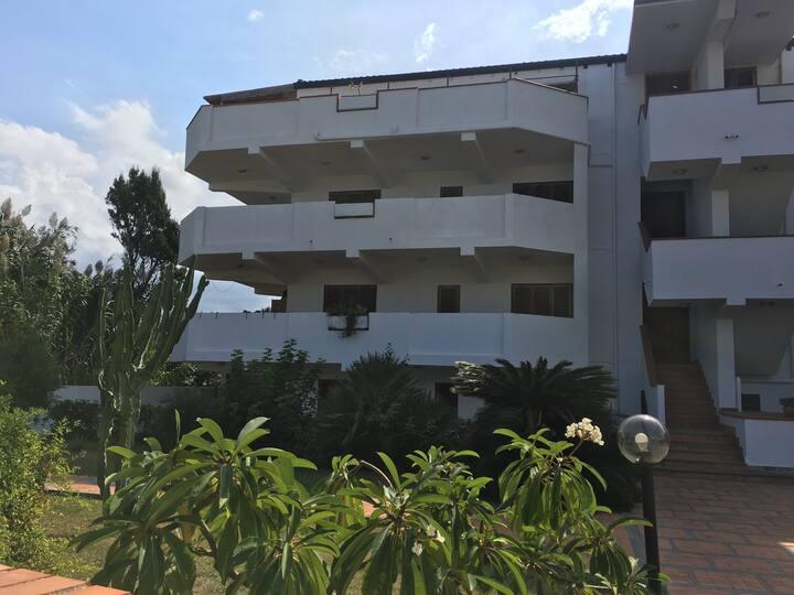 Appartamento fronte mare panoramico