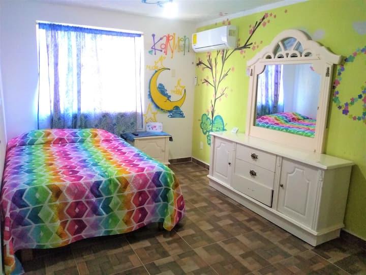 Habitación privada con alberca/CasaKARIAN Acapulco