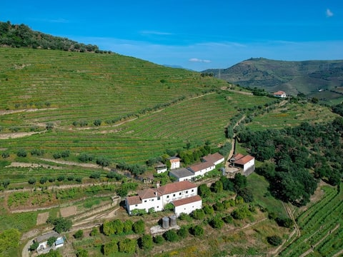 Casa do Feitor Quinta do Vilar in the Douro Valley