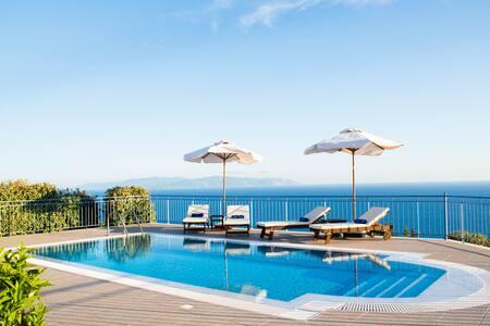 Villa Odysseus Views To The Horizon - Platies - Vila