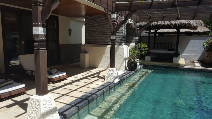 Luxury Appartment Villa 3 bedrooms +private pool