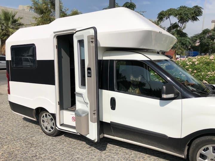 Küçük dev karavanımız sizler için hazır 🔥