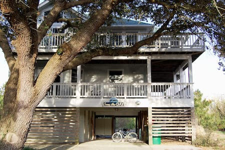 Seas-the-Day! Family-Friendly Vacation in Corolla! - Corolla - 度假屋