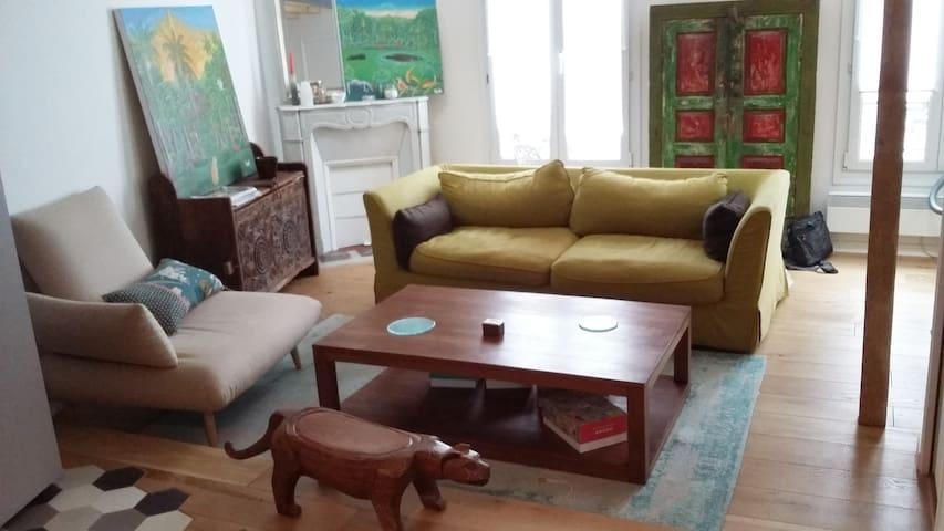 Appartement refait à neuf à 10 minute de Paris - Neuilly-Plaisance - อพาร์ทเมนท์