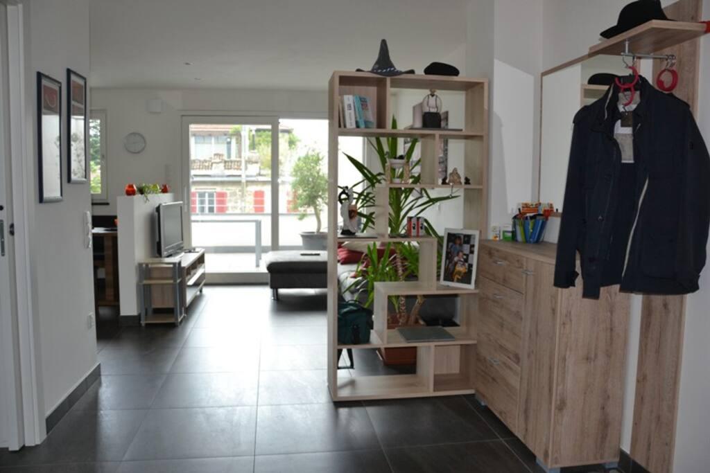 Kleinwohnung ruhig in der n he des stadtzentrums for Appartamenti in affitto a merano