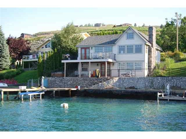 Waterfront Cottage on Lake Chelan's South Shore - Chelan
