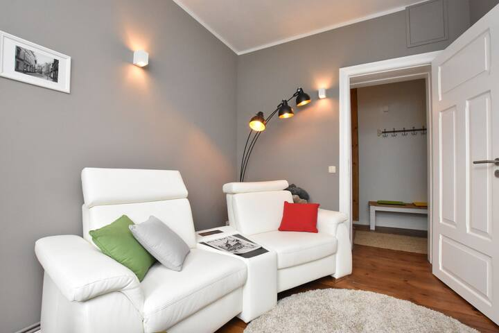 Modern Apartment in Rostock near Baltic Sea