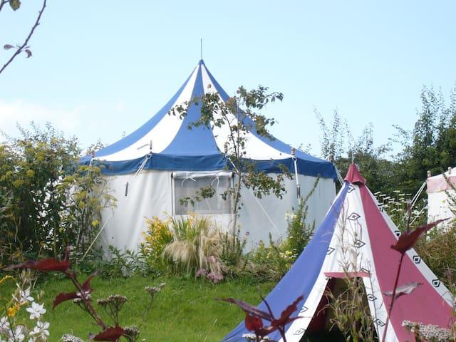 Belle Tents Camping - Camp 1 - Davidstow - Khemah