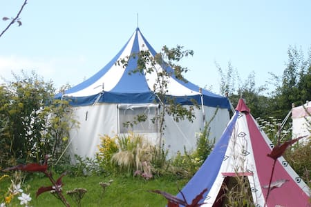 Belle Tents Camping - Camp 1 - Davidstow - Barraca