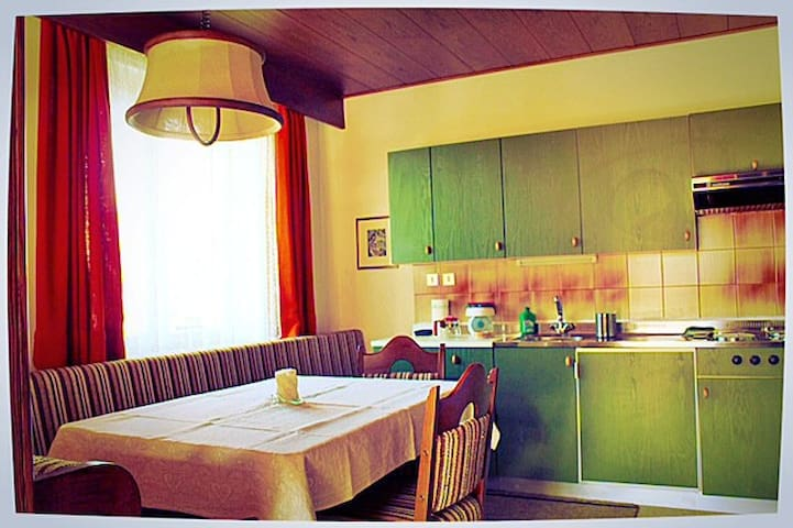 Bright apartment in the Dolomiti! - Fié allo Sciliar - Daire