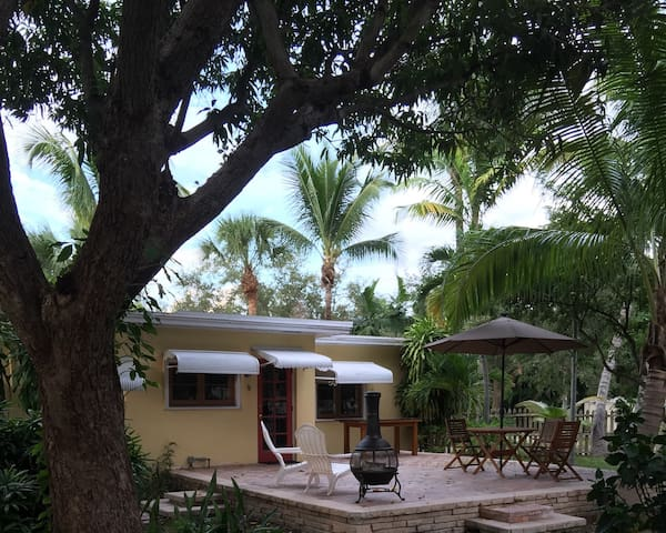 Amazing property less than a mile from the beach - Delray Beach - Haus