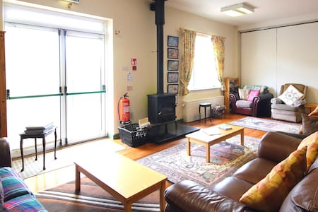 4 Bed Family Room in the Mournes - Asrama
