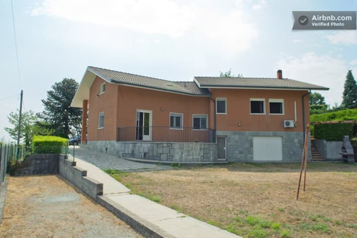 Il Rifugio Piedmont Moutains