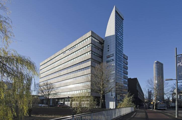 Luxury apartment in city Center of Amsterdam - Amsterdam - Apartment