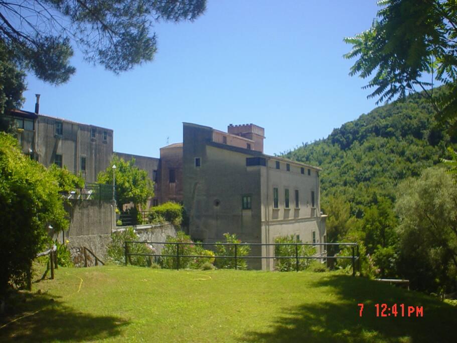 albori 's castle