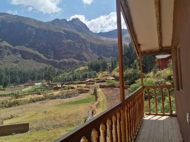 Cutest two-bedroom house outside Pisac