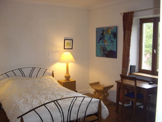 Se reposer aux Barses en Auvergne - Saint-Priest-des-Champs - Bed & Breakfast
