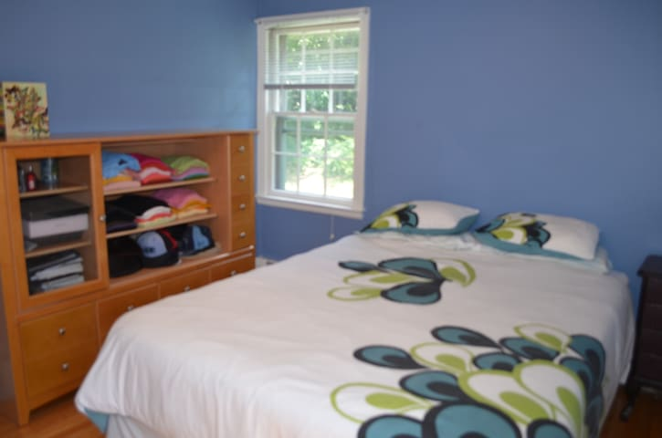 Simsbury Private Bedroom - Simsbury - Penzion (B&B)